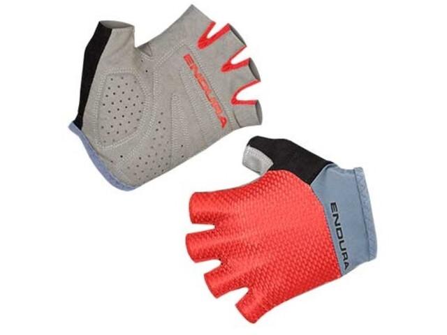 Endura Xtract Lite Handschuhe Damen hi-viz coral